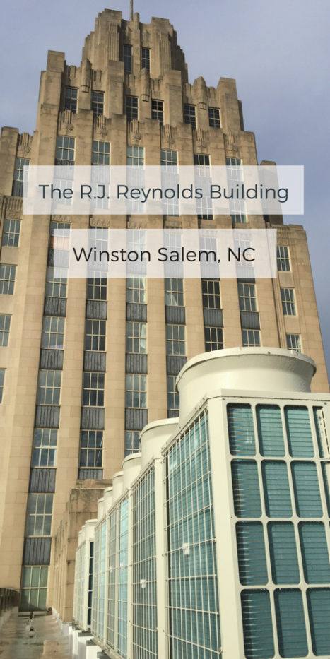 The R.J. Reynolds Building